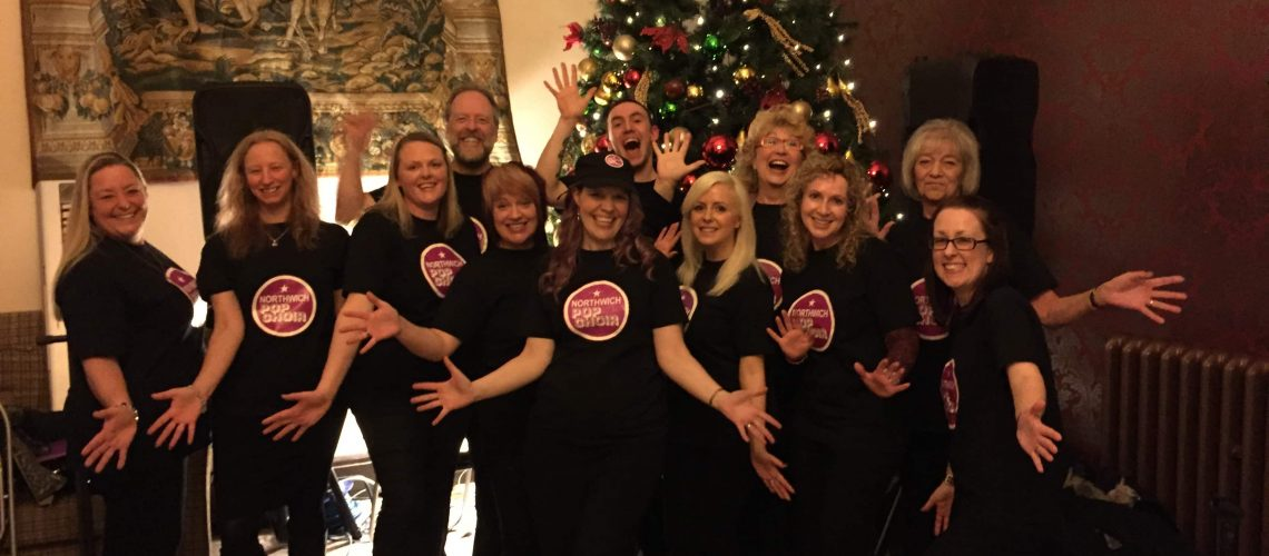 Pop Choir at Christmas