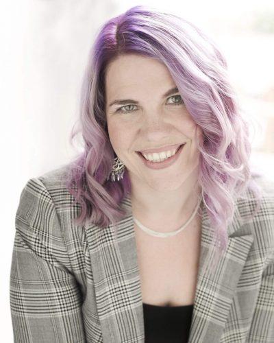 Heather Baker - Founder of Cheshire Pop Choir